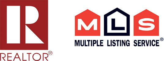 REALTOR and MLS logos
